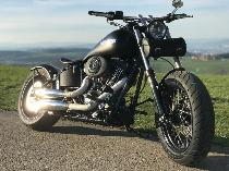 Motorrad kaufen HARLEY-DAVIDSON FXSTBI 1450 Softail Night Train (custom)